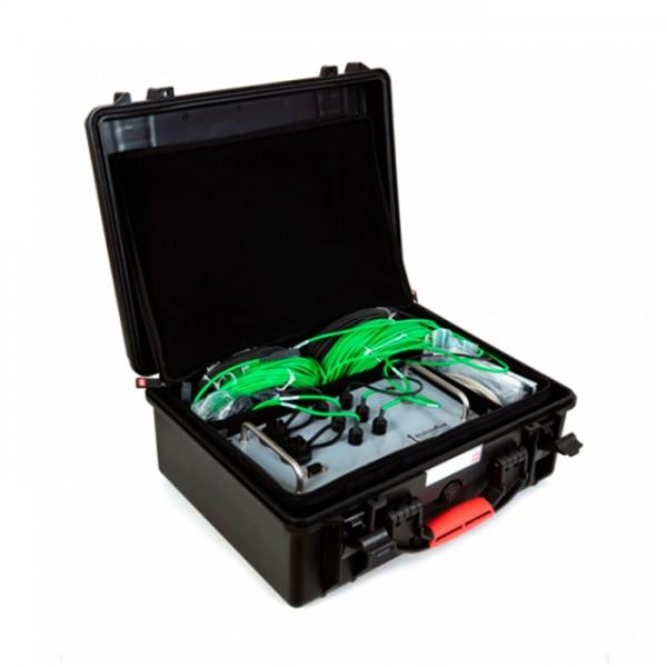 Sistema de Medición de Resistencia Térmica Hukseflux TRSYS01 ICT International