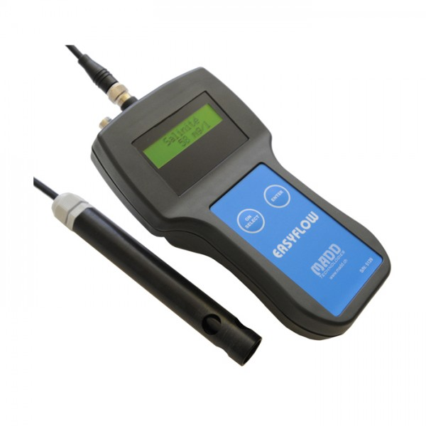 Medidor de Flujo EasyFlow MADD Technologies JDC Electronic