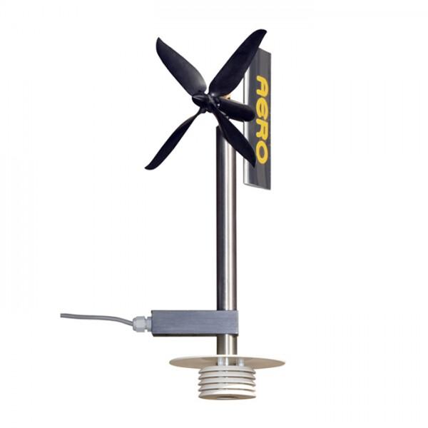 Registrador de Datos Meteorológicos Aero SKYWATCH JDC Electronic