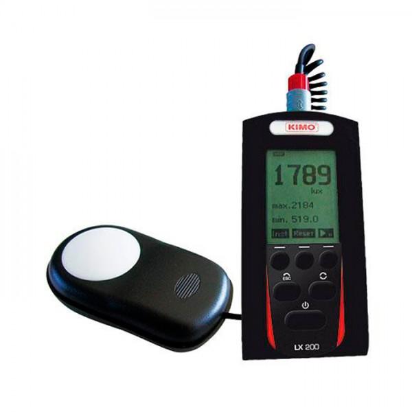 Medidor de Luz LX 200 Kimo