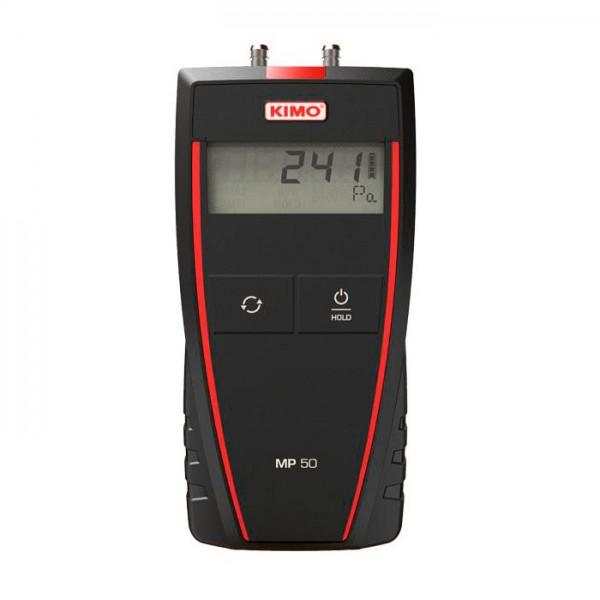 Micromanómetro MP 50 / MP 51 Kimo