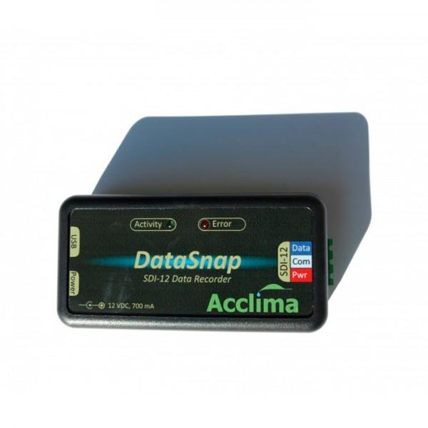 Registrador de Datos Universal Datasnap SDI-12 ICT International