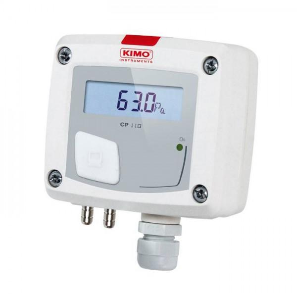 Sensor de Presión Diferencial CP 114 / CP 115 Kimo