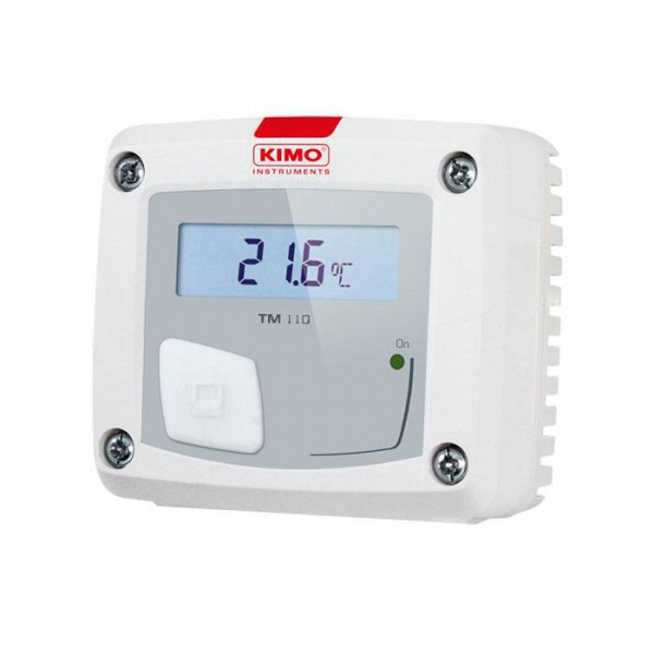 Sensor / Transmisor de Humedad y Temperatura TH 110 Kimo
