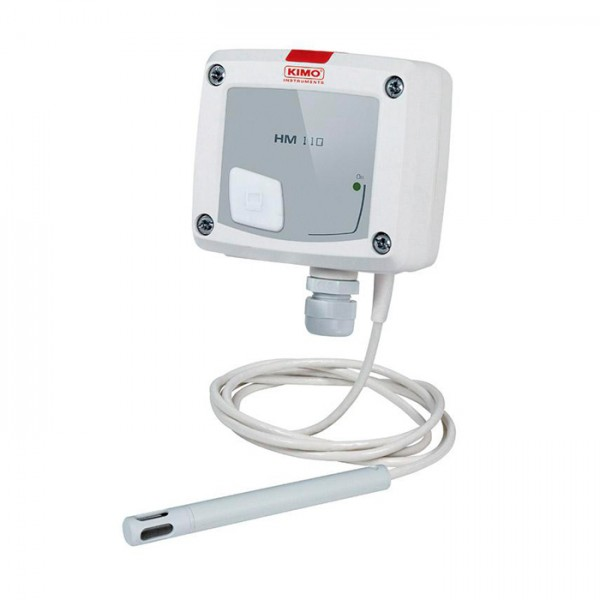 Sensor / Transmisor de Humedad HM 110 Kimo