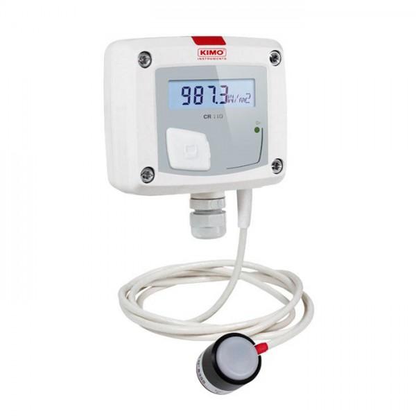 Sensor / Transmisor de Radiación Solar CR110 Kimo