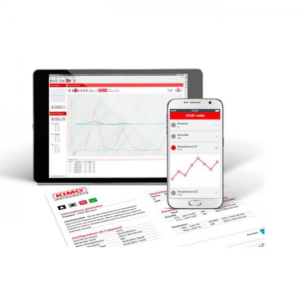 Software Kistock Móvil Kimo