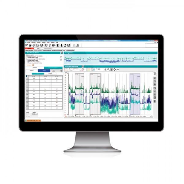 Software LDS300 Kimo