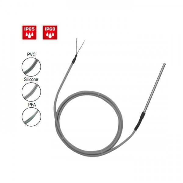 Sonda con Cable con Elemento Resistivo SFE 50 / SFED 50 Kimo