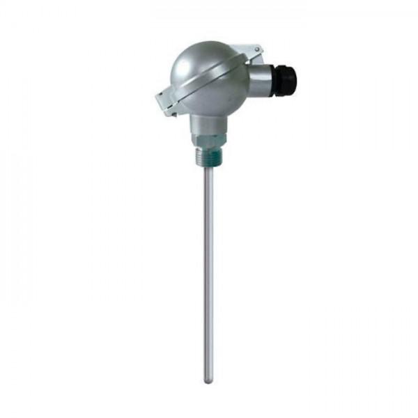 Sonda Termopar con Cabezal de Conexión de Aluminio industrial Kimo