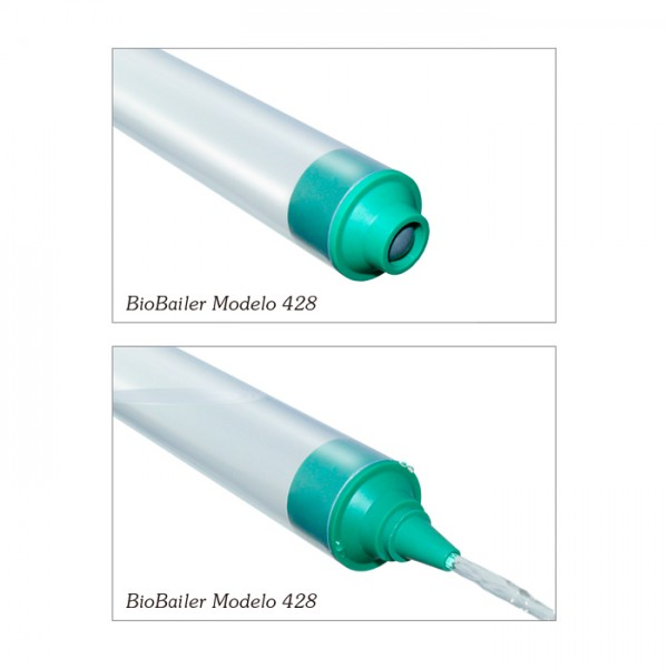Bailer de PVC biodegradable Biobailer 428 Solinst
