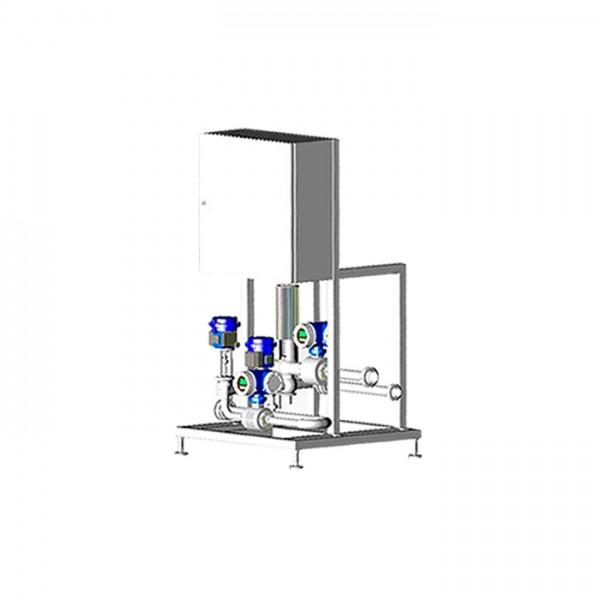 Sistema Blender: Mezcla de Alta Gravedad Centec