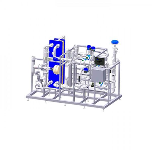 Sistema CarboBlender: Mezcla y Carbonatación de Alta Gravedad Centec