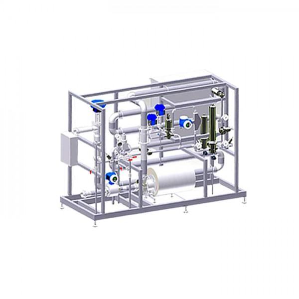 Sistema Carbonator: Carbonación Centec