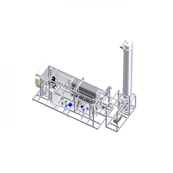 Sistema DeGaS-Hot: Desaireación del Agua de la Columna Caliente Centec