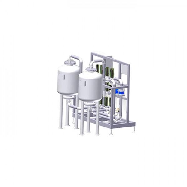 Sistema IONTEC: Ablandamiento del Agua y Desmineralización Centec