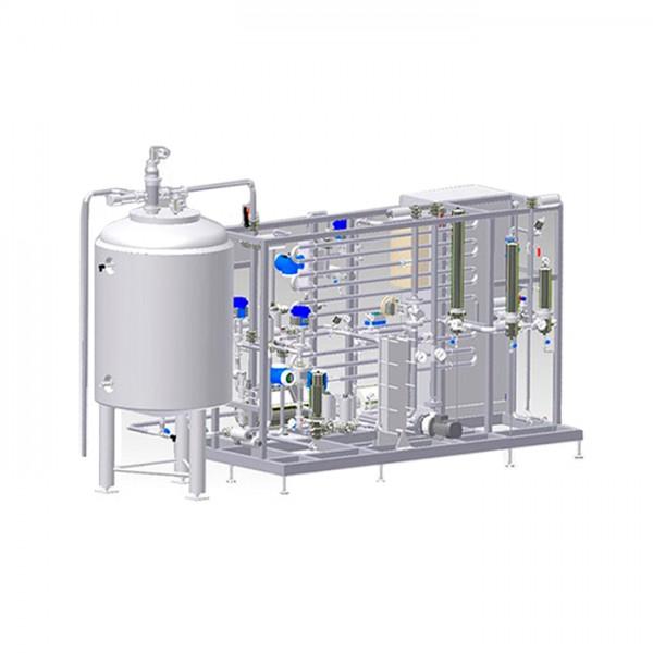 Sistema MultiMixer: Mezcla de Componentes Múltiples Centec