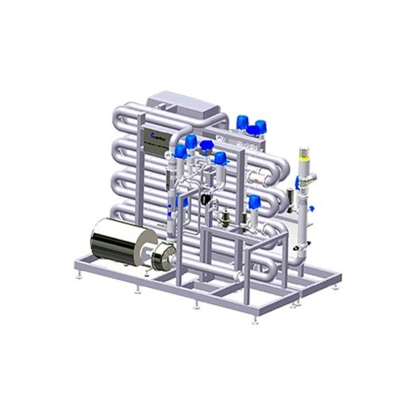 Sistema Nitrogenerator: Nitrogeneración Centec