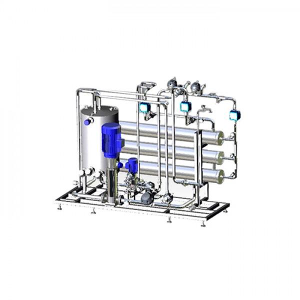 Sistema REVOTEC: Osmosis Inversa Centec