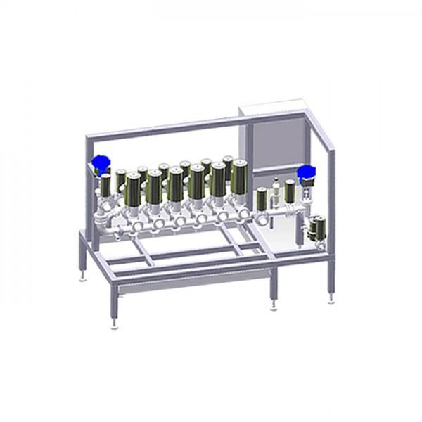 Sistema Unipressure System: Sistemas de Control de Presión del Tanque Centec