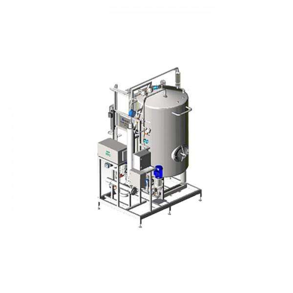 Sistema Water Pre Treatment: Eliminación de Sólidos en Suspensión y Bacterias Centec