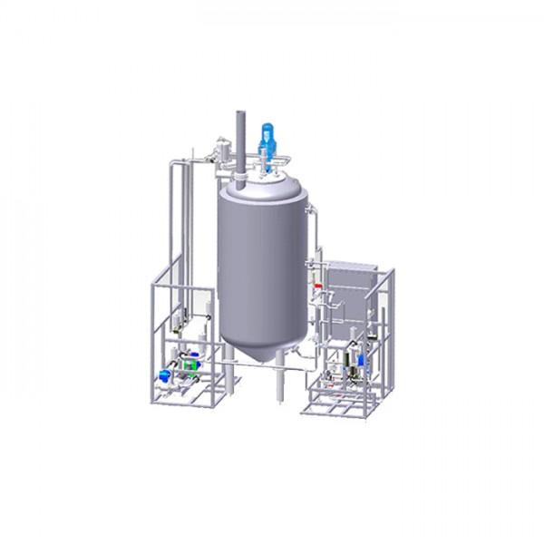 Sistema Yeast Propagator: Propagación de Levadura Centec