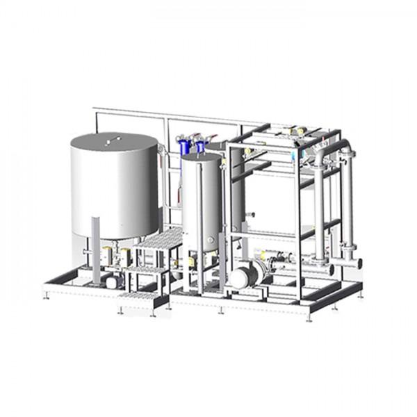 Sistema Yeast recycler: Recuperación de Cerveza de Levadura Centec