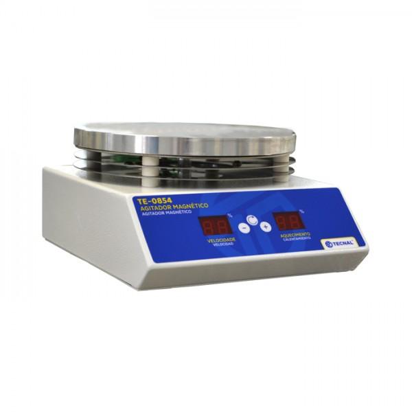 Agitador Magnético con calefacción TE-0854 Tecnal