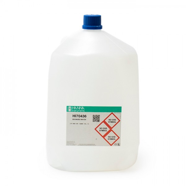 Agua Desionizada para Fotómetros (1G) HI70436 Hanna