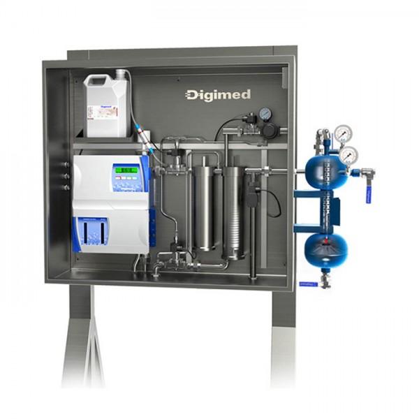 Analizador de Amoníaco AI-NH3-I-HP Serie TW Digimed