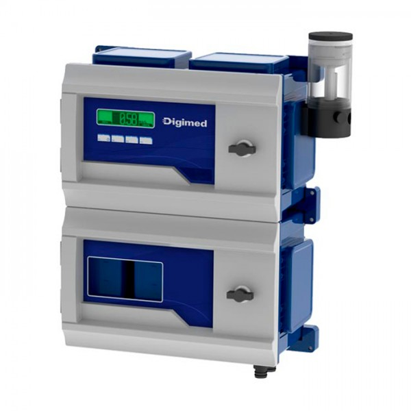 Analizador de Amoníaco AI-NH3-HP Serie TW Digimed