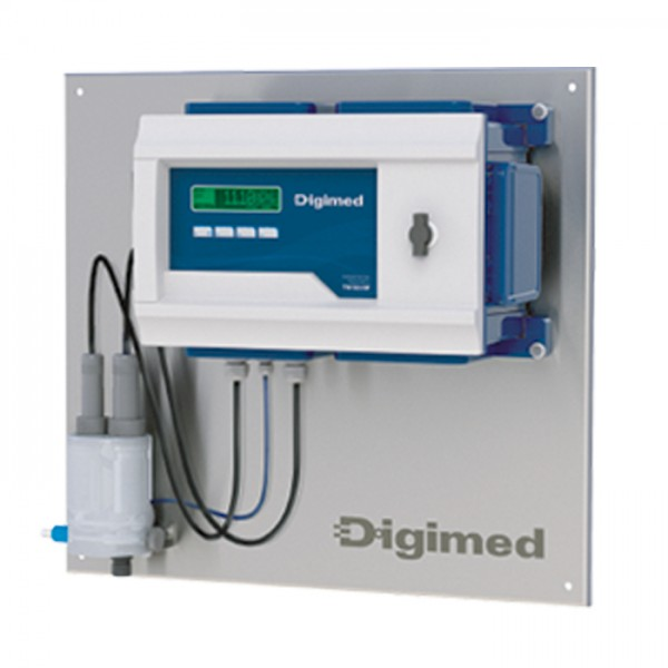 Analizador de Calidad de Aguas TW-54 Serie TW Digimed