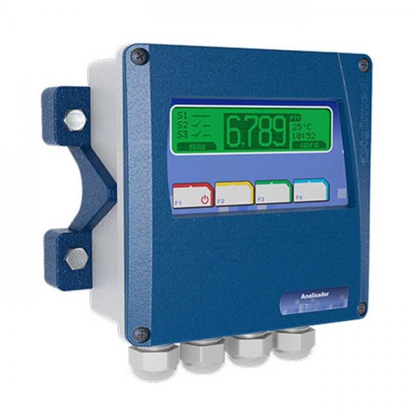 Analizador de pH ORP HT-48 Serie T Digimed