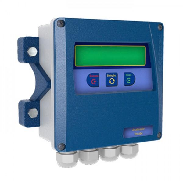 Analizador de pH ORP TH-404 Serie T Digimed