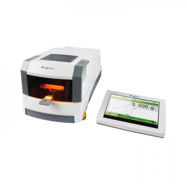 Analizador Halógeno de Humedad LHMA-A23 Labtron