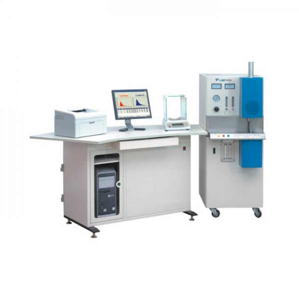 Analizador IR de Carbono y Azufre LCSA-A10 Labtron