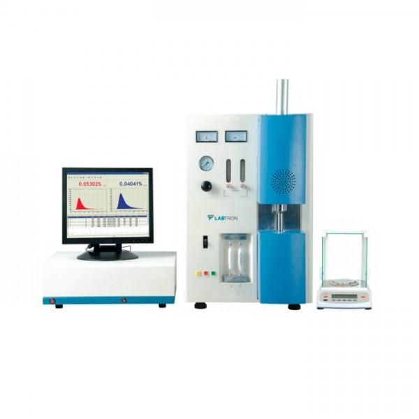 Analizador IR de Carbono y Azufre LCSA-A11 Labtron