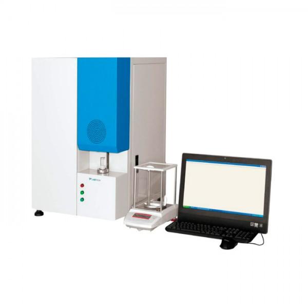 Analizador IR de Carbono y Azufre LCSA-A12 Labtron