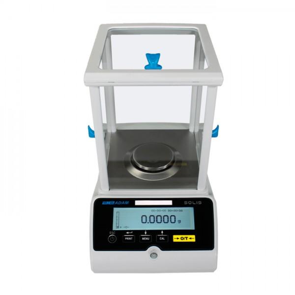 Balanzas Analíticas y Semi Micro Solis SAB 124i Adam
