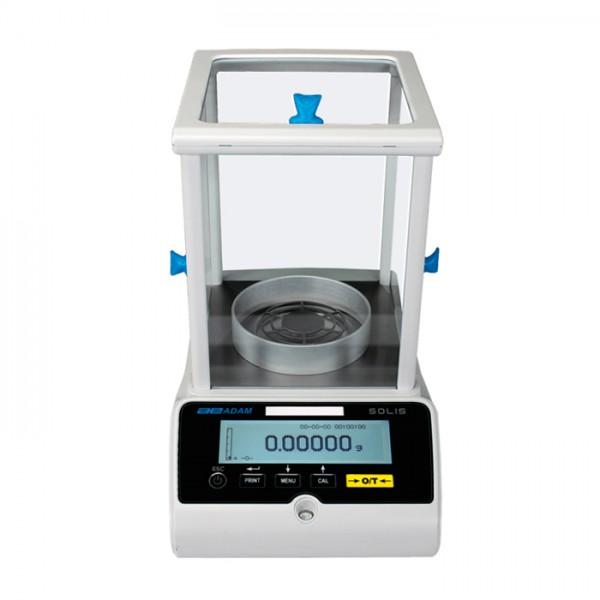 Balanza Analítica y Semi Micro Solis SAB 225i Adam
