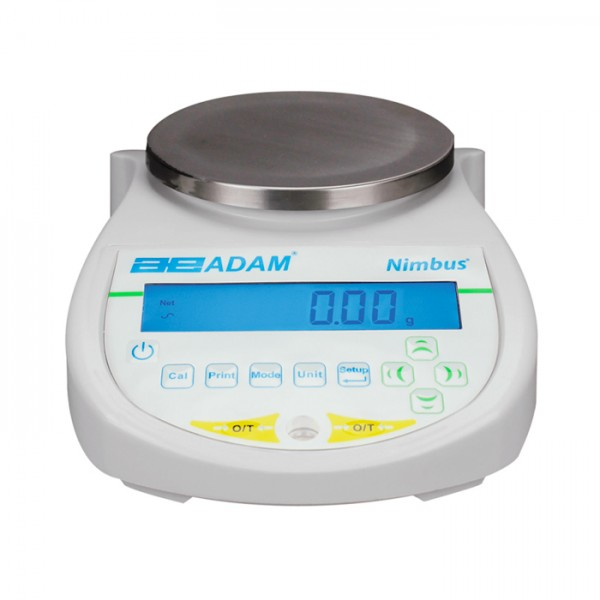 Balanza de Precisión Nimbus NBL 2602e Adam