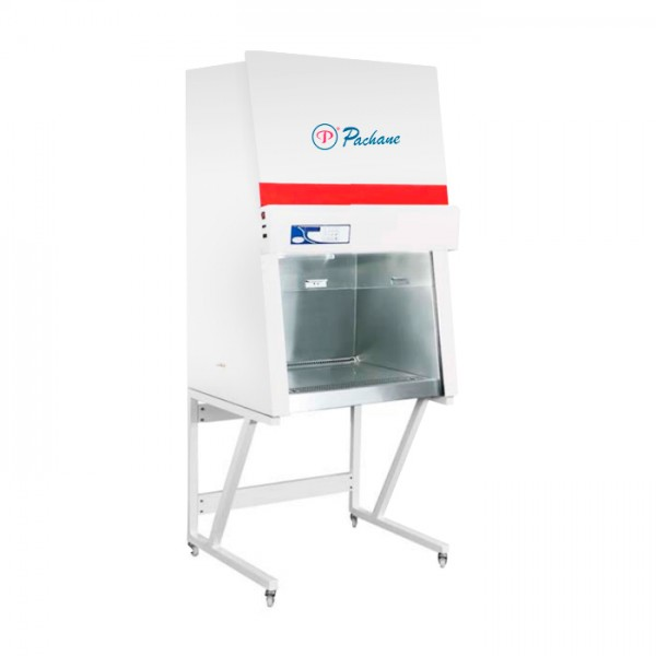 Bancada de Flujo Laminar Vertical PCR T4