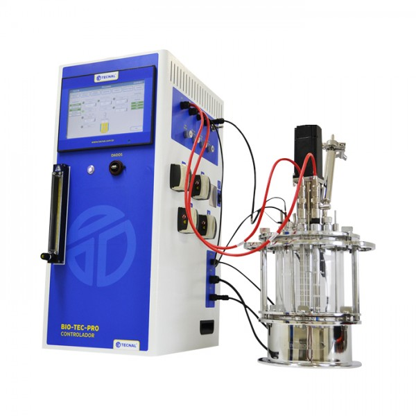 Biorreactor BIO-TEC-PRO Tecnal