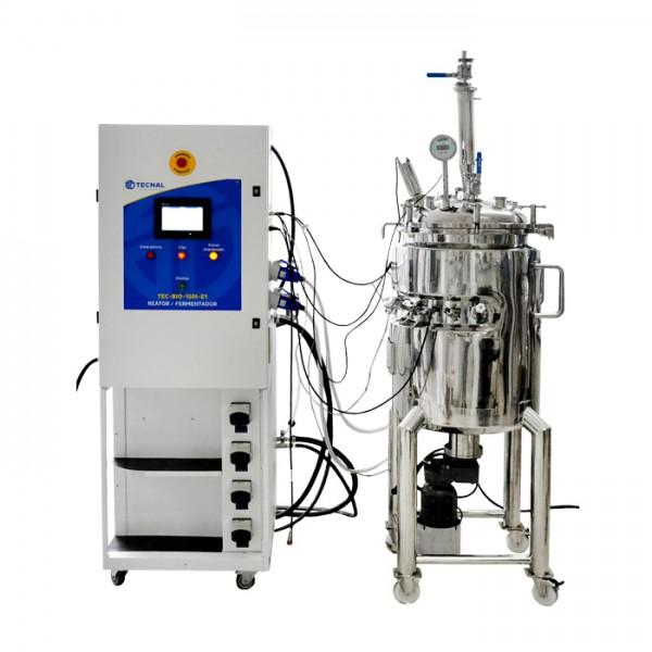 Biorreactor Fermentador Piloto Tecnal