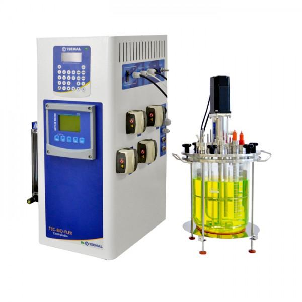 Biorreactor Fermentador TEC-BIO-7,5V Tecnal