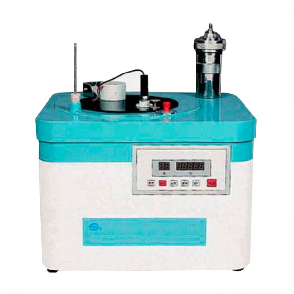 Calorímetro de Bomba de Oxígeno LBC-C21 Labtron