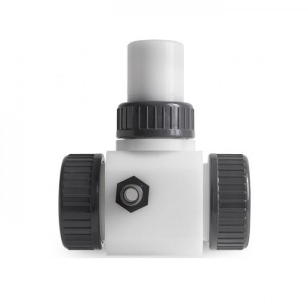 Celda de Flujo Cepillado Automático - para spectro::lyser™ con paso óptico de 35mm S::Can