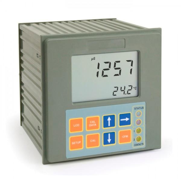 Controlador de conductividad montado en panel Serie HI700 Hanna
