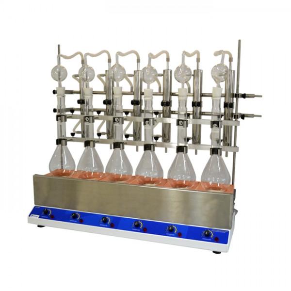 Destilador de Kjeldahl TE-037 Tecnal