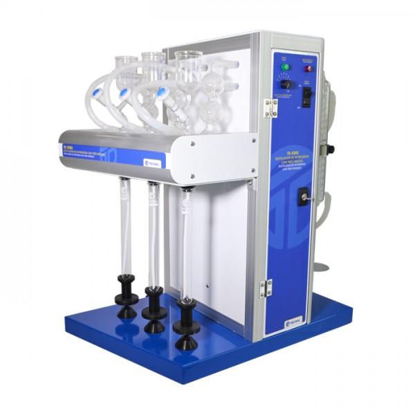 Destilador de Nitrógeno (3 Pruebas) TE-0365 Tecnal